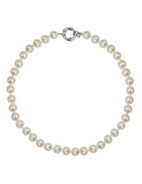 N783-Collier perles