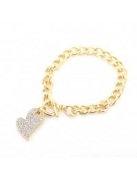 B311-Bracelet coeur